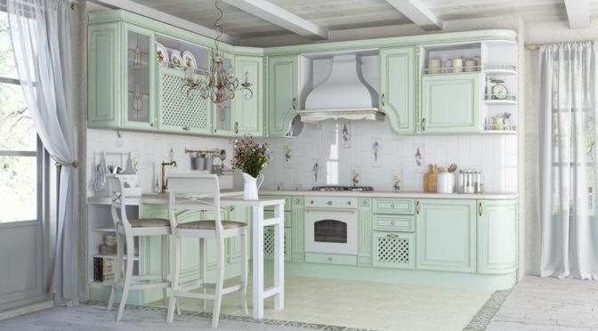 Кухня Париж ЗОВ