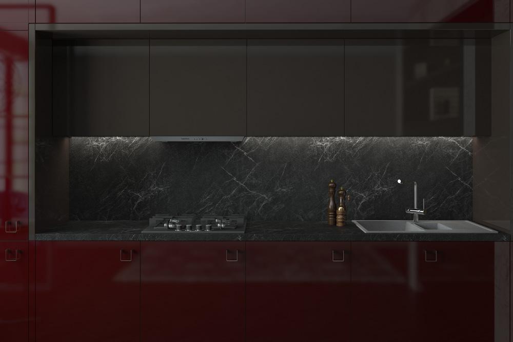 Кухня Акрил ЗОВ