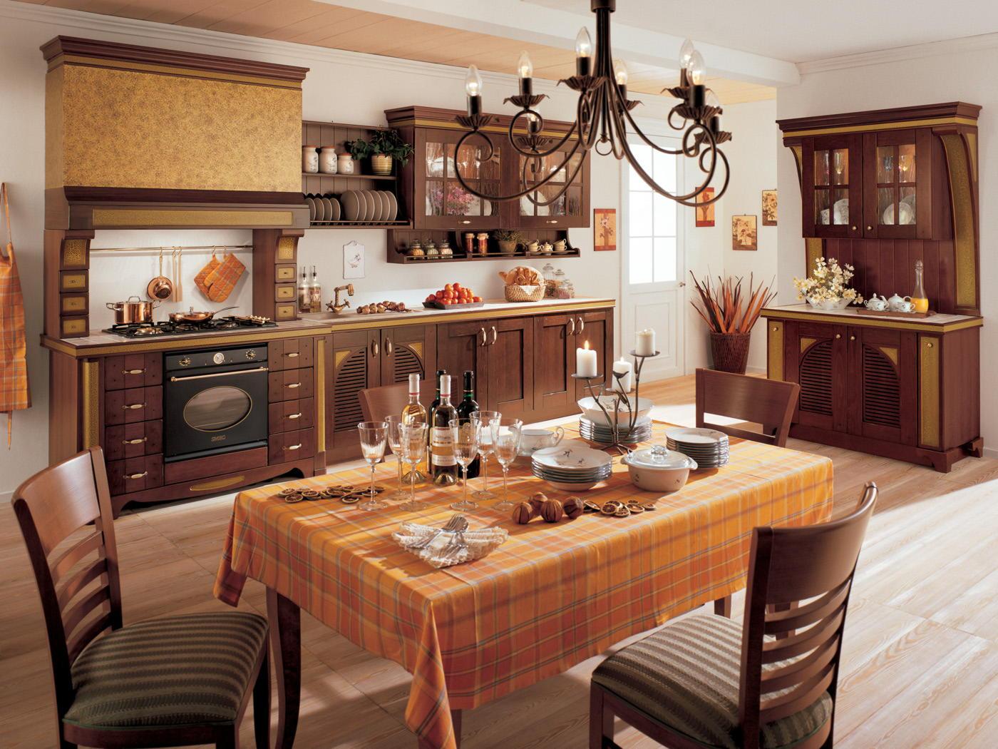 Кухня Country Verona Mobili