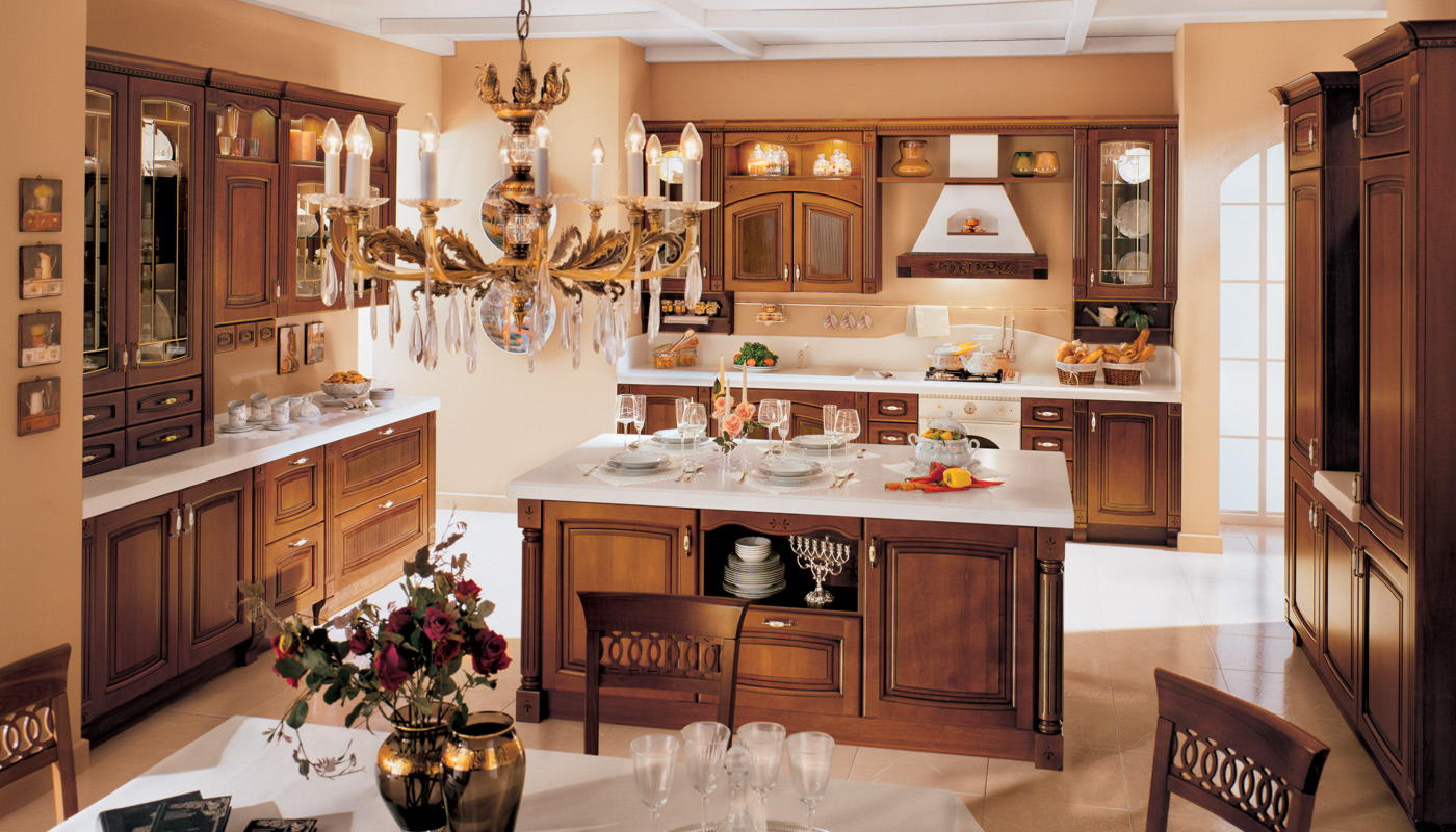 Кухня Gloria Verona Mobili