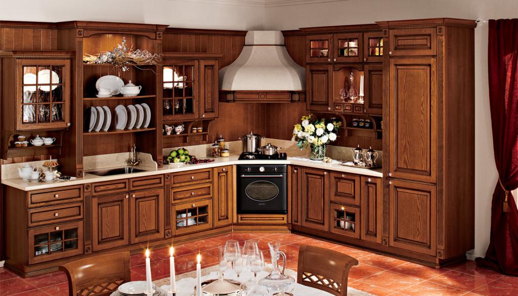 Кухня Grazia Verona Mobili
