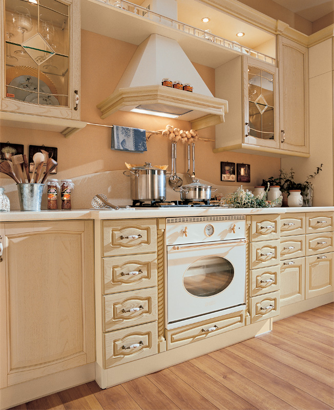 Кухня Michela Cream Verona Mobili