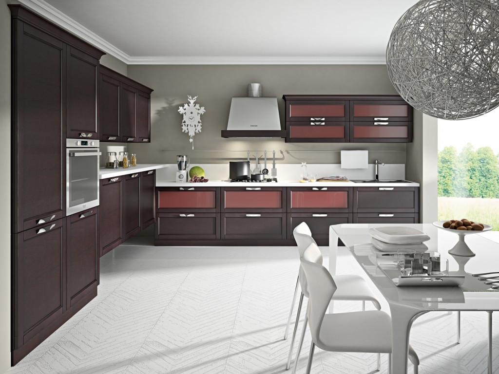 Кухня Naomi Verona Mobili