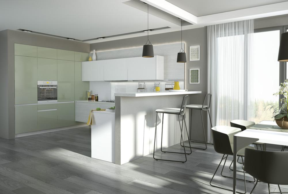 Кухня Интегро ЗОВ