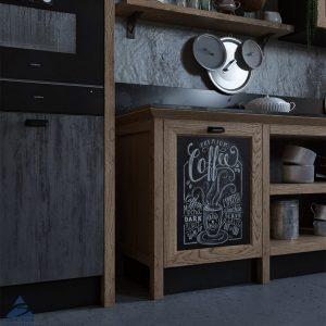 Кухня ЛОФТ ЗОВ